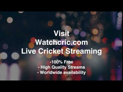 Live Cricket Streaming Online