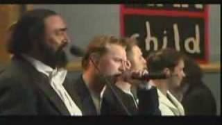 PAVAROTTI & BOYZONE - NO MATTER WHAT