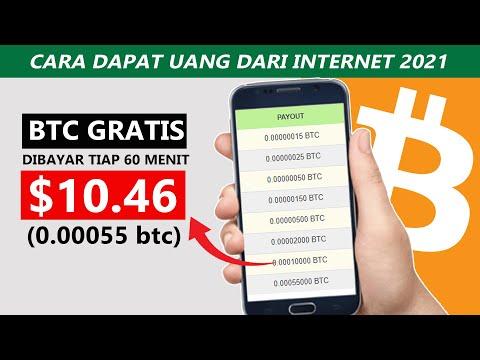 Dibayar $10,46 Tiap 60 Menit Mining Bitcoin Gratis Cara Dapat Uang Dari Internet Tanpa Modal