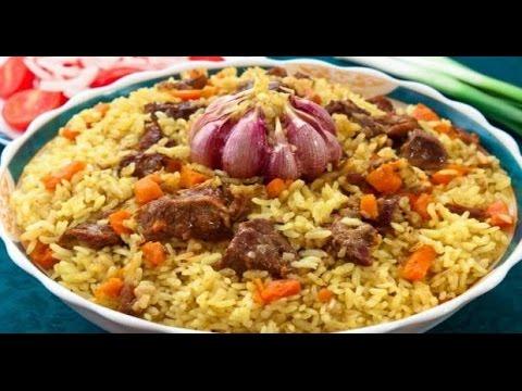 Плов из свинины - рецепт, как приготовить вкусно