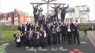 Valley Brass - North West Championships 2014 - Three Spanish Impressions