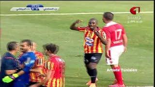 النجم الرياضي الساحلي 3-0 الترجي الرياضي التونسي - الأهدالف - الجولة 11 الدوري التونسي 24-12-2015