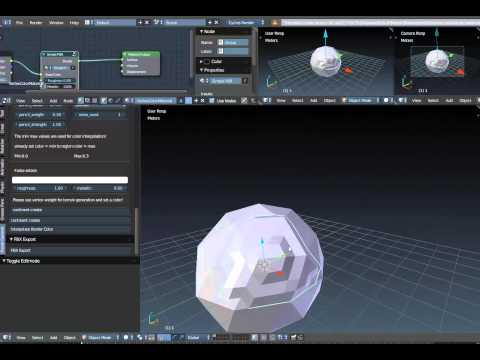 Repeat Unity Procedural Planet Generator HD by cybercritics
