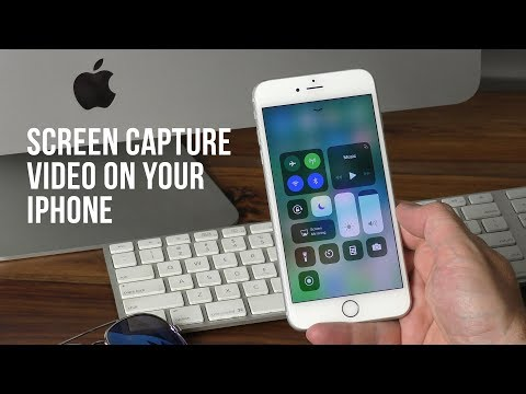 How To Screen Capture Video On Your IPhone