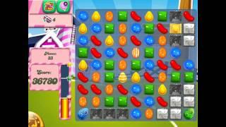 Candy Crush Saga: Level 232 (No Boosters 3★) iPad 4
