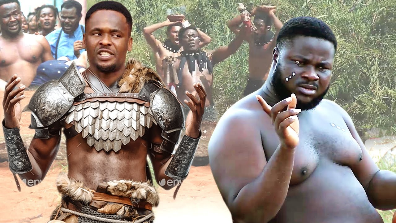 Download Enyinnaya: The Fall Of The Gods 3&4 Zubby Michael, Stanly Okoro - 2021 Latest Nigerian Movies
