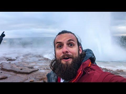 ICELAND EPISODE 4: THE STROKKER AND GULLFOSS FALLS
