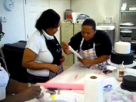 Tuxedo cake class clip