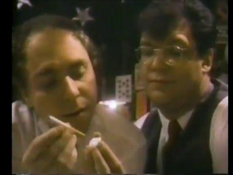 Penn & Teller - Invisible Thread - 1987