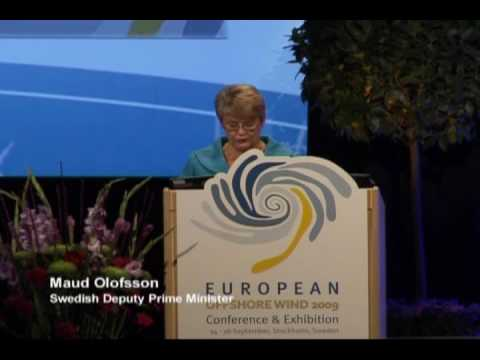 European Offshore Wind conference in Stockholm