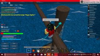 Roblox Arcane Adventures HOW TO GET IMPACT PUNCH