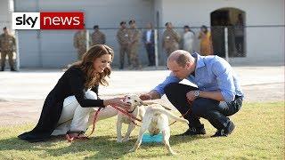Royal tour gives military help between UK-Pakistan new focus