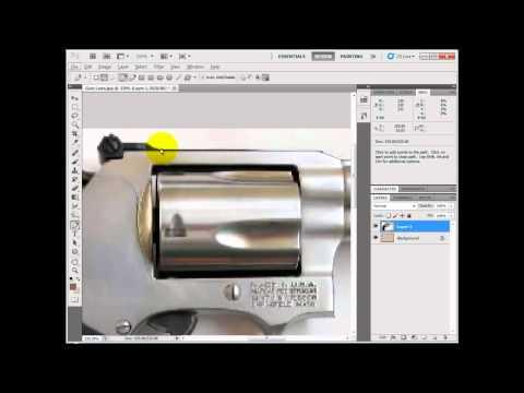 Hướng dẫn photoshop - tập thao tác với vùng chọn