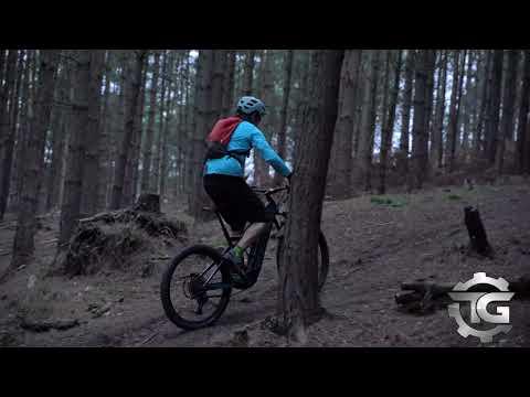 Scott Genius 920 ERide Electric Mountain Bike - TitaniumGeek