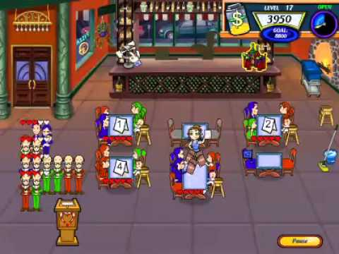 Diner Dash 2 Download Free!!!