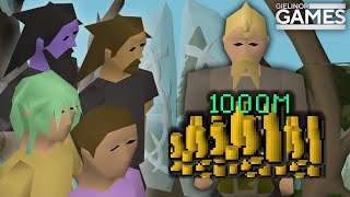 WHO WANTS TO BE A BILLIONAIRE - Gielinor Games Finale