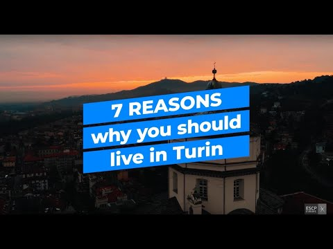 7 Reasons Why You Should Live In Turin