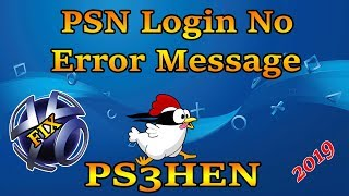 How To Fix Psn Sign In Error Ps3