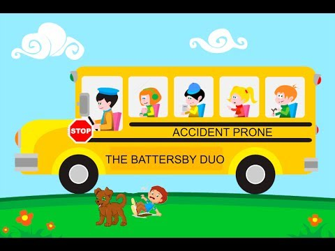 ACCIDENT PRONE by THE BATTERSBY DUO