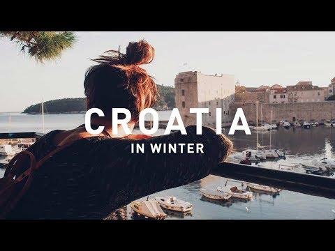 Experience Croatia in winter