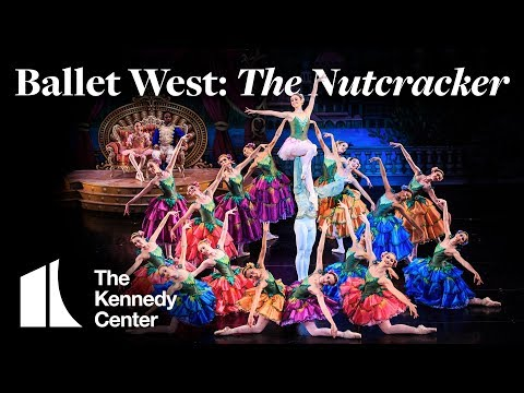 Ballet West: The Nutcracker at The Kennedy Center