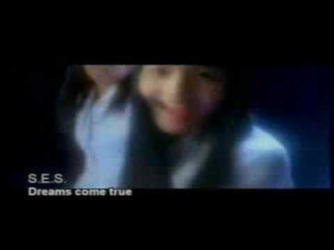 S.E.S Dreams Come True (English version)