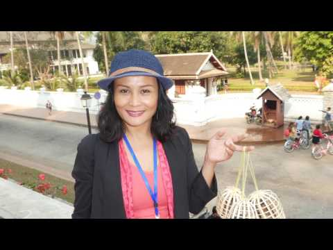 Luang Prabang - Laos with Tourguide Viengvilay Phimmasone