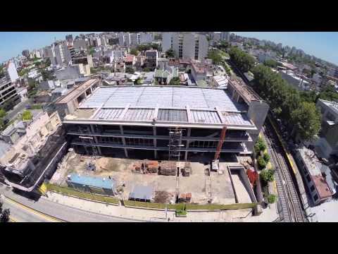 """<h3 class=""""list-group-item-title"""">Seguimos trabajando en la Nueva Sede de la Comuna 12</h3>"""