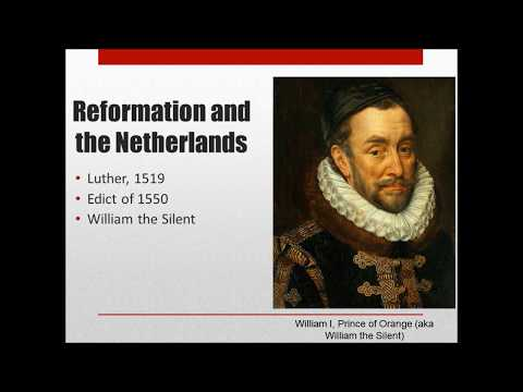 The Emergence of the Dutch Republic