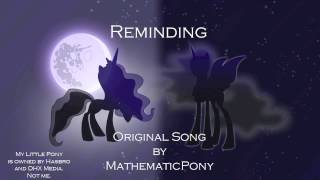 Reminding // Original Song by MathematicPony Mp3