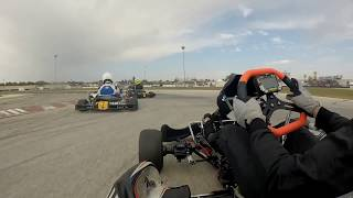 Gopro: Gara 1 kart Triscina 2018