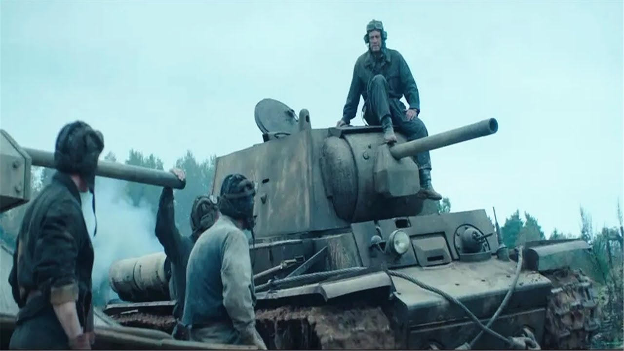 二战真事改编:坦克之间的对决!硬核坦克车长1打16还能全身而退!