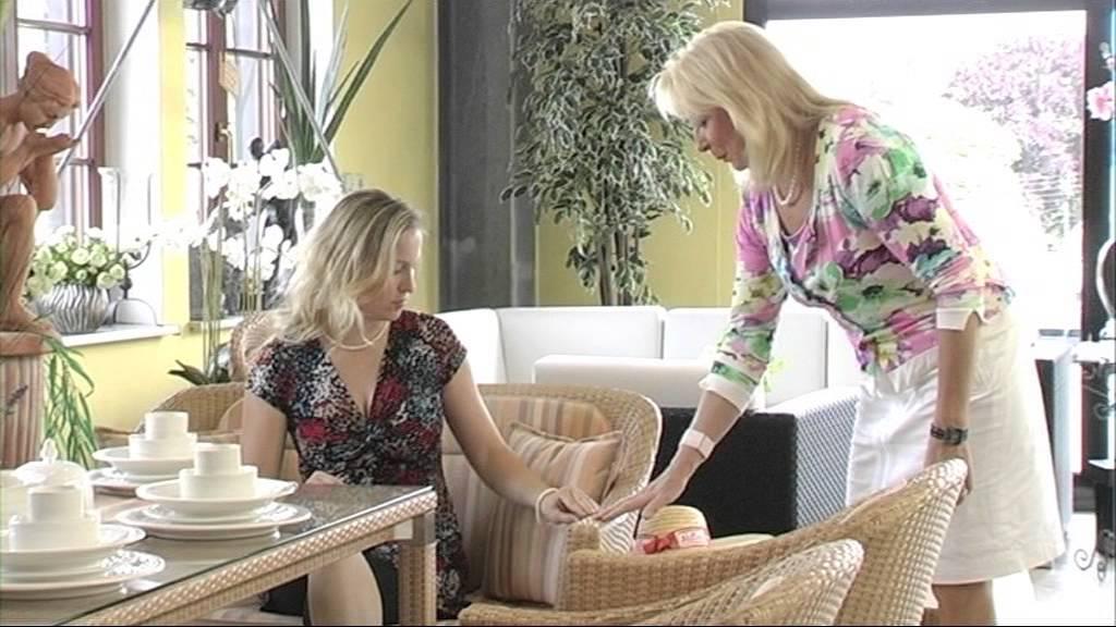 Wintergarten Möbel ausstellung hochwertiger gartenmöbel wintergartenmöbel rattanmöbel