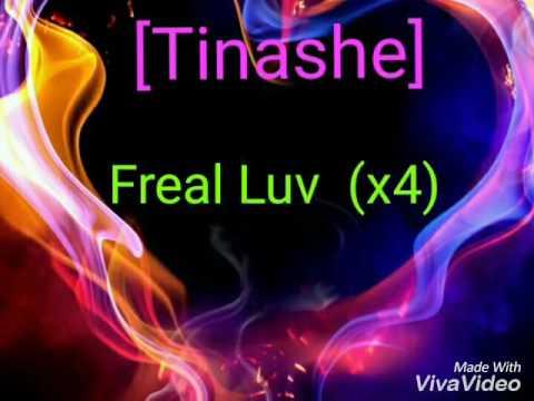 Far East Mouvement x Marshmello -For real Luv Ft.Chanyeol & Tinashe  [Lyrics] (Hangeul)
