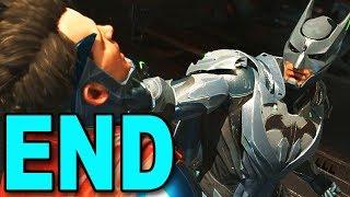Injustice 2 - Part 12 - THE END Batman Ending