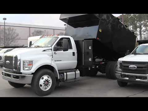 2019 FORD F750 For Sale