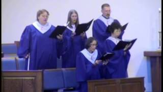 MUMC Wesley Vocal Choir - Peace Like A River/Kum Ba Yah