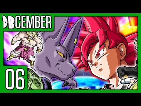 Top 24 Dragon Ball Video Games | 6 | DBCember 2017 | Team Four Star