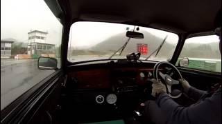 2014/4/30 キャメルオートの運動会は去年からは 『ローバーミニで本庄サ...
