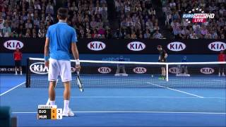 Australian Open 2015 Final Novak Djokovic vs Andy Murray 720p