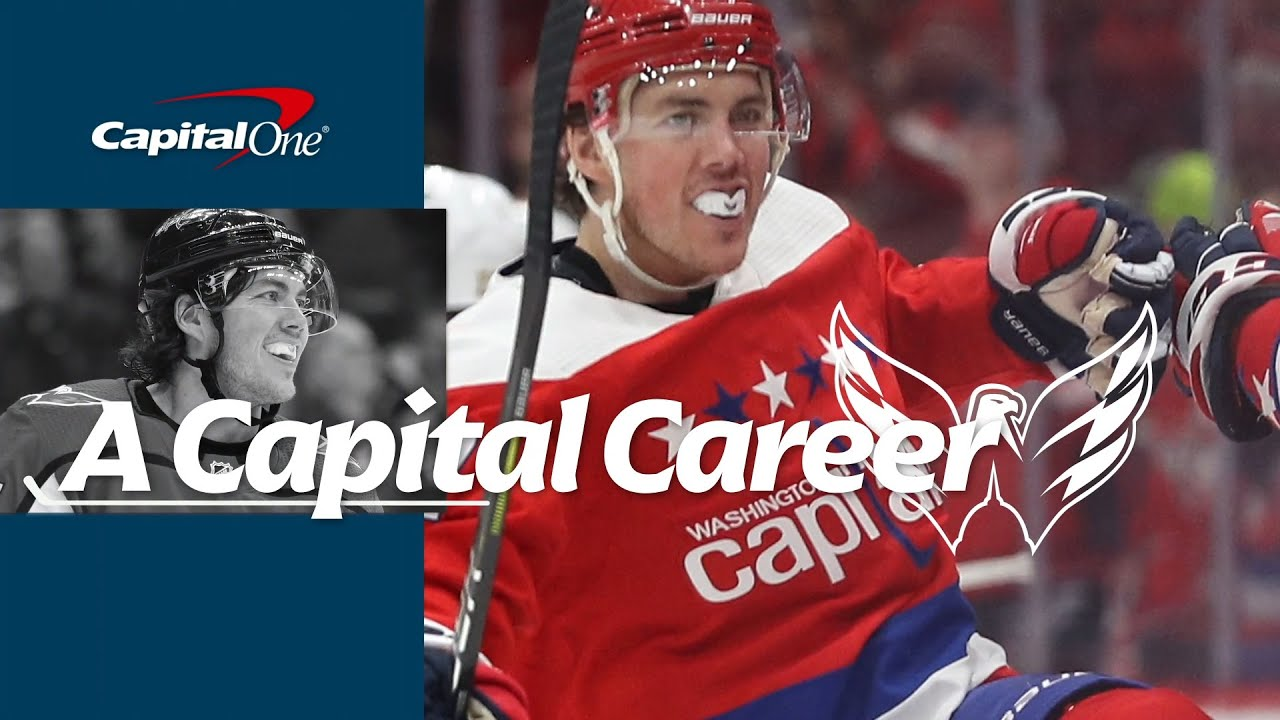 A Capital Career | Oshie