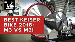 Keiser M3 vs M3i Indoor Bike - Review & Comparison