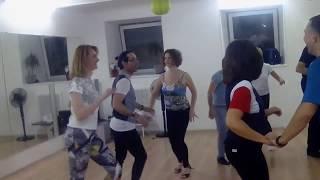"Урок сальсы в Школе танцев Чино - ""Yo La Tuve"""