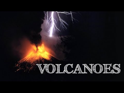All About Volcanoes for Children: Introduction to Volcanoes