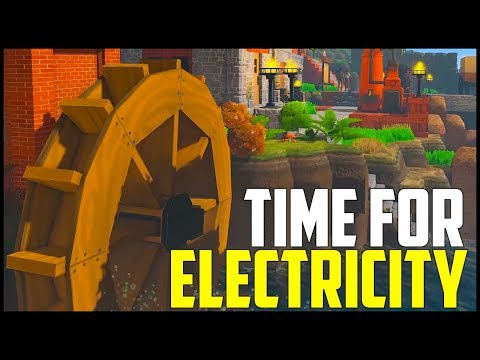 ECO Survival - Part 5: Producing Electricity!