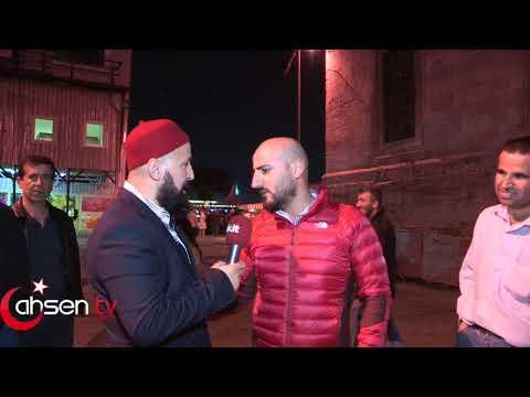 Bir Kürt Genci Ahsen TV'ye Zor Anlar Yaşattı
