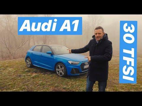 Muški ili ženski Audi? - novi Audi A1 - provjerio Juraj Šebalj