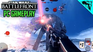 How to Play as Jedi, Vehicle System, Star Cards - Battlefront PC Gameplay Star Wars Battlefront