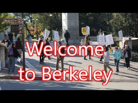 Arriving at UC Berkeley, The Epicenter of Protest...Bad Boys Adventure Tour (Part 3)