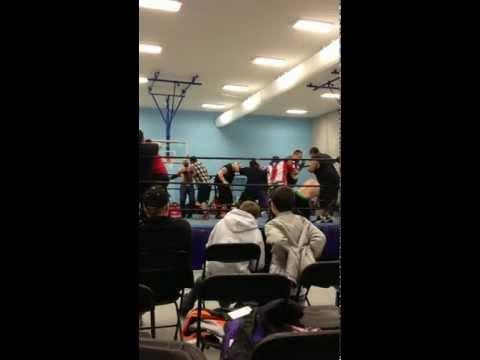 Woodbury Heights Wrestlemania